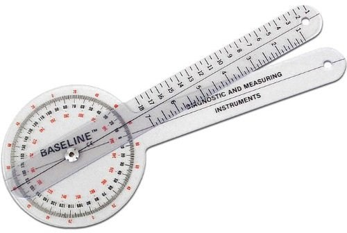 Physical Measuring Instruments : Goniometer